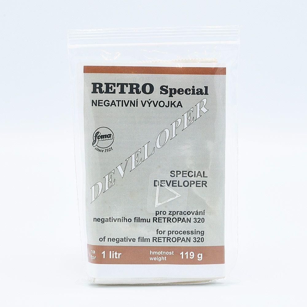 Foma Retro Special Film Developer - 1L