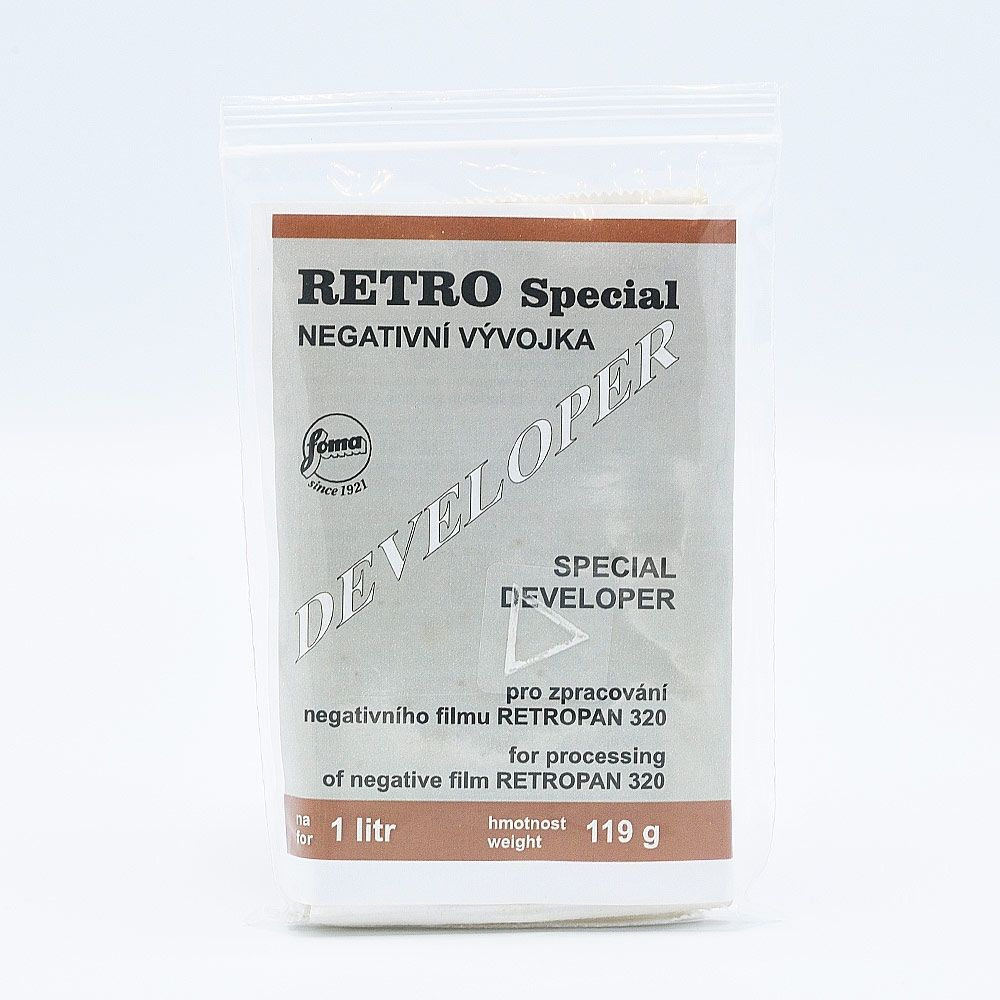 Foma Retro Special Révélateur Film - 1L