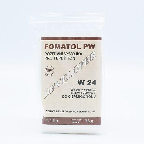 Foma Fomatol PW (W24) Warmtone Révélateur Papier - 1L