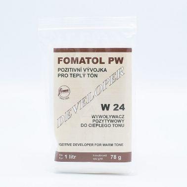 Foma Fomatol PW (W24) Warmtone Paper Developer - 1L