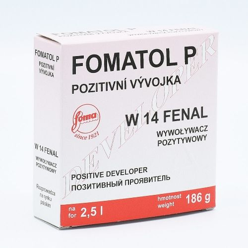 Fomatol P Paper Developer - 2,5L