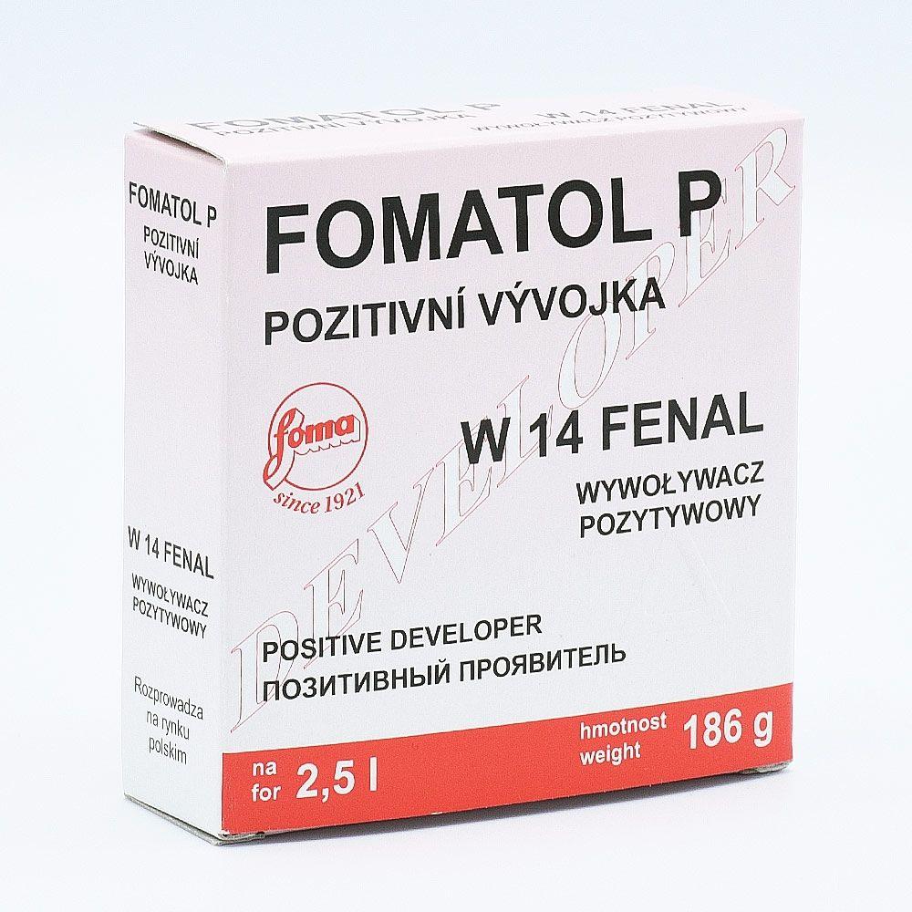Foma Fomatol P (W14) Paper Developer - 2,5L