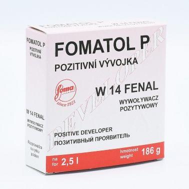 Foma Fomatol P (W14) Papierontwikkelaar - 2,5L