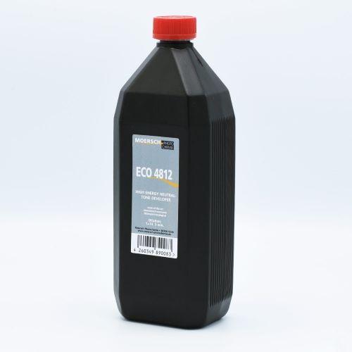 Moersch ECO 4812 papierontwikkelaar - 1L