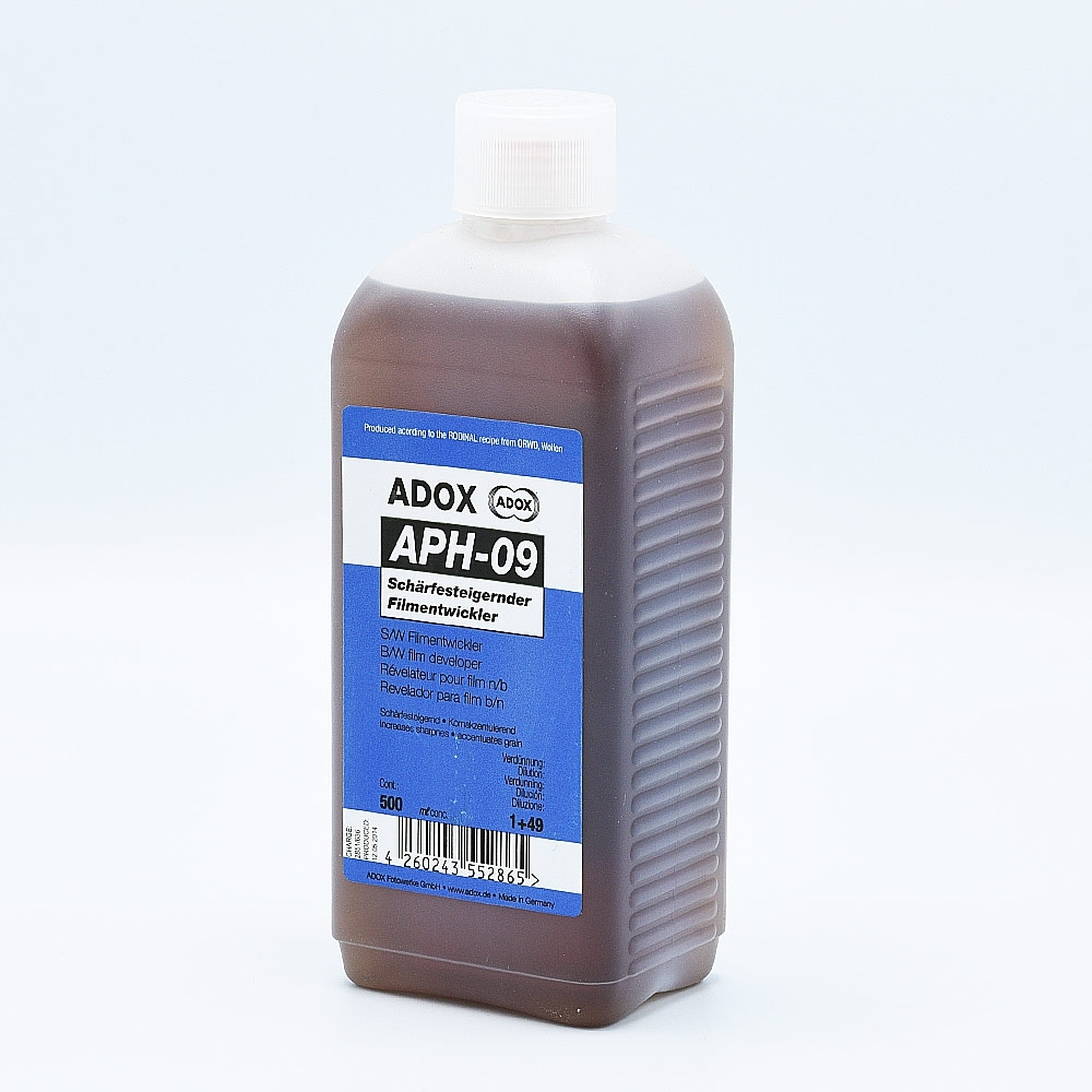 ADOX APH-09 Sharpness Compensating Film Developer