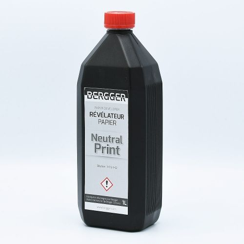 Bergger Neutral Print Paper Developer - 1L
