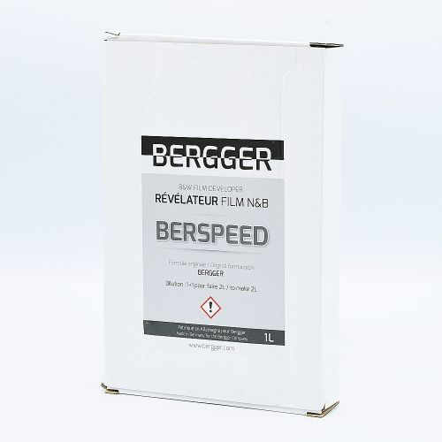 Bergger BerSpeed Film Developer - 1L