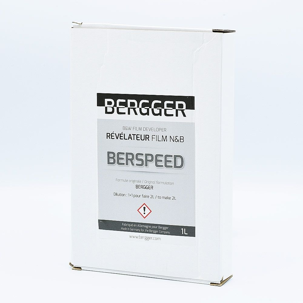 Bergger BerSpeed Film Developer - 1L