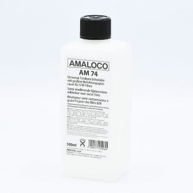Amaloco AM 74 Film Developer - 500ml