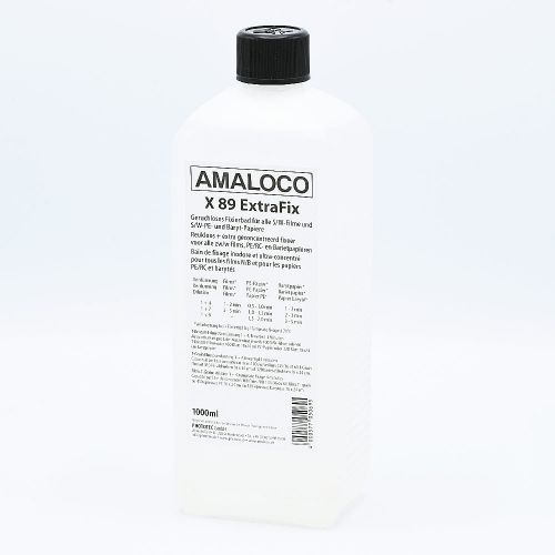 Amaloco X89 ExtraFix Fixer - 1L