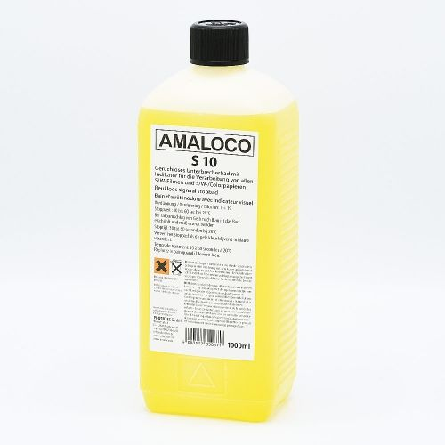 Amaloco S10 Stop Bath - 1L