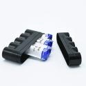JCH 120 Film Case - 5 Films - Rood