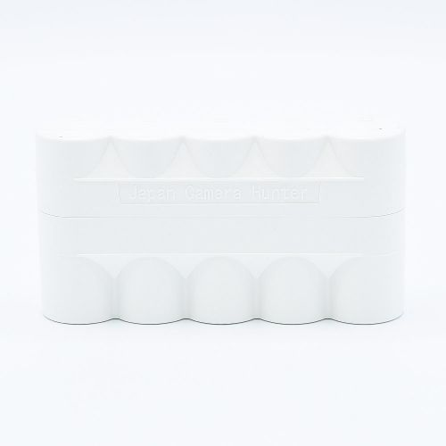 JCH 120 Film Case - 5 Films - White