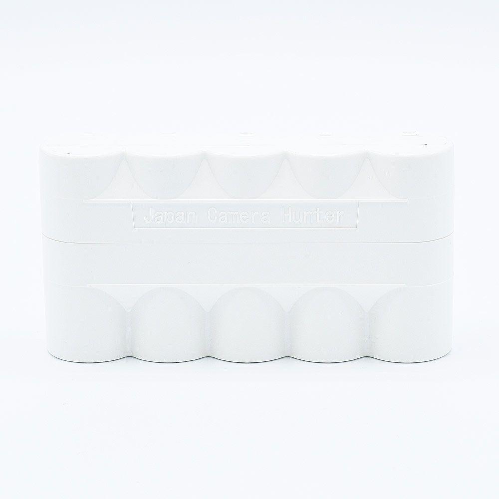 JCH 120 Film Case - 5 Films - Blanc