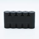 JCH 120 Film Case - 5 Films - Zwart