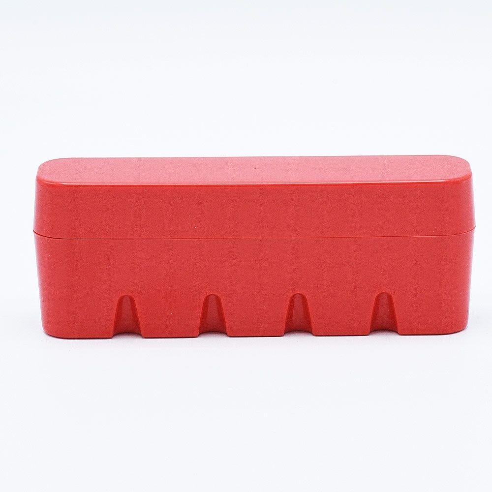JCH 135 Half Film Case - 5 Films - Red