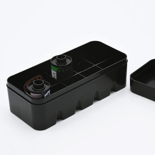 JCH 135 Film Case - 10 Films - Zwart