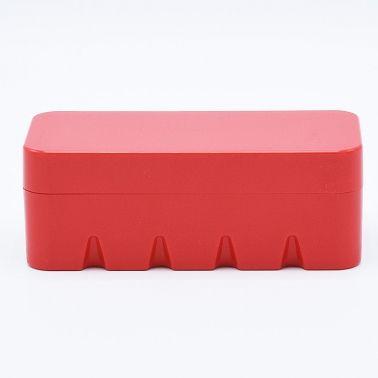 JCH 135 Film Case - 10 Films - Red