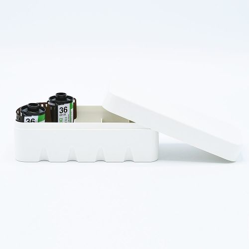 JCH 135 Film Case - 10 Films - White