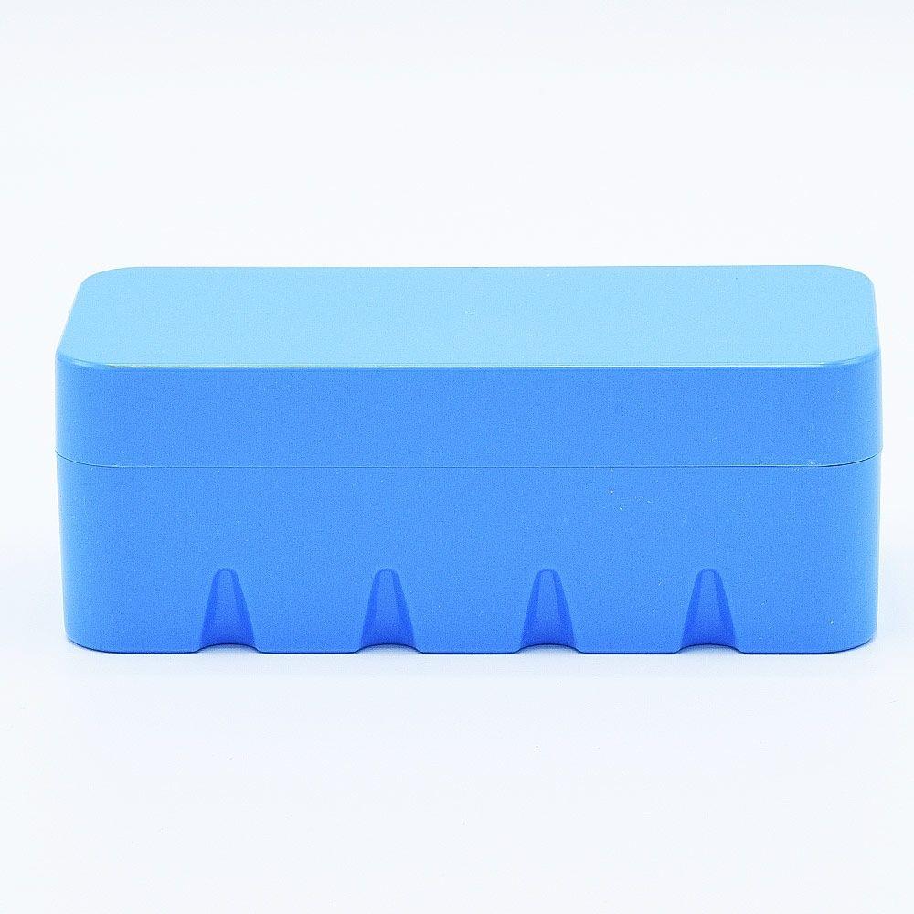 JCH 135 Film Case - 10 Films - Bleu