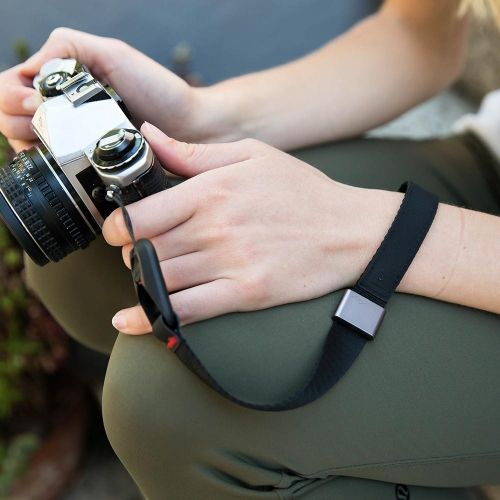 Peak Design Cuff Camera Wrist Strap - Black