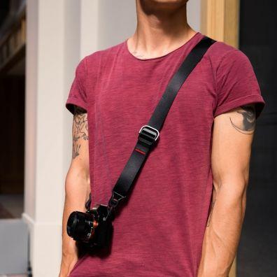 Peak Design Slide Lite Camera Strap - Black
