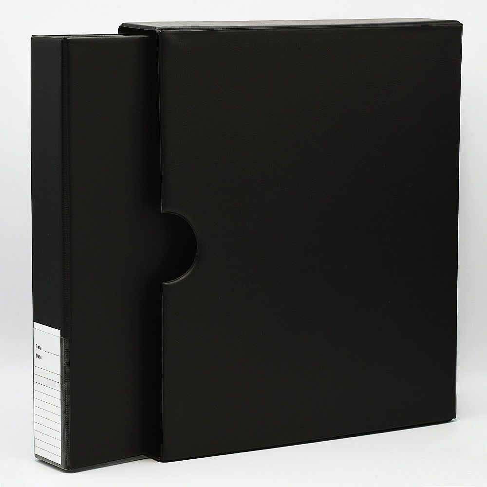 Kenro Ring Binder with Slipcase for Film Storage Pages