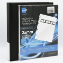 Kenro 35mm Film Storage Combo Small / Negative Storage Pages + Ring Binder