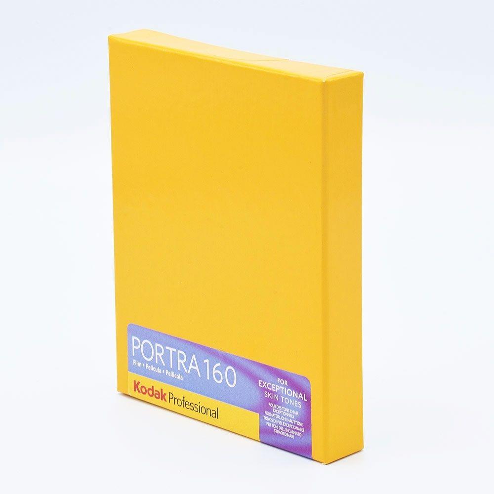 Kodak Portra 160 8x10 INCH / 10 sheets