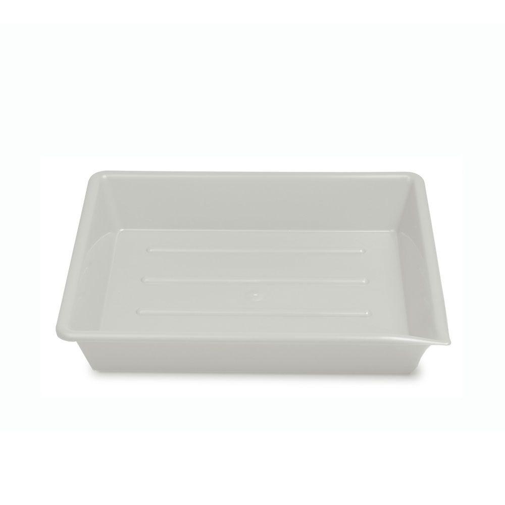 Kaiser lab trays 13x18 cm white (3 pcs)