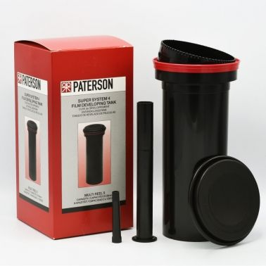 Paterson Cuve de Développement Film - Multi-Reel 5
