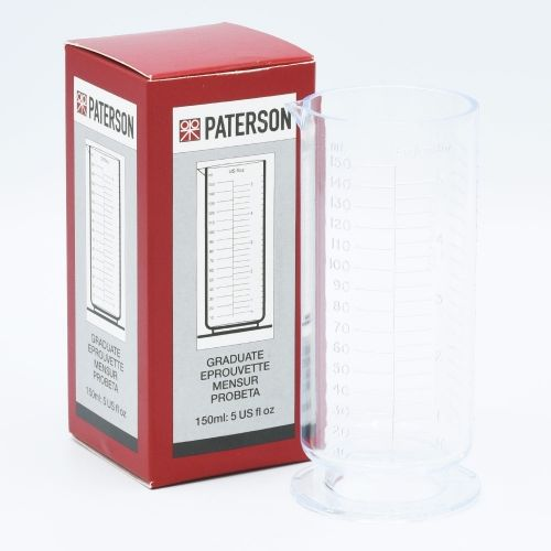 Paterson Graduated Cylinder - 150ml