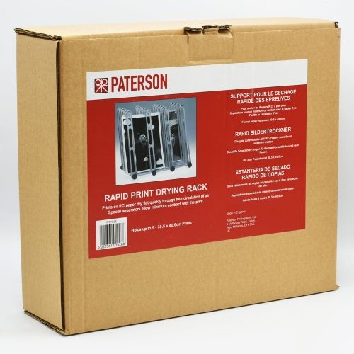 Paterson Rapid Print Drying Rack for RC Papers