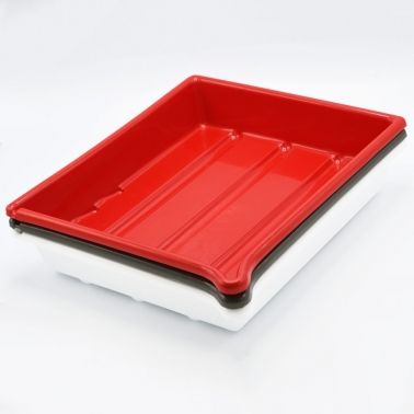 Paterson Developing Trays 20,3x25,4 cm (8x10 inch) - 3 pcs