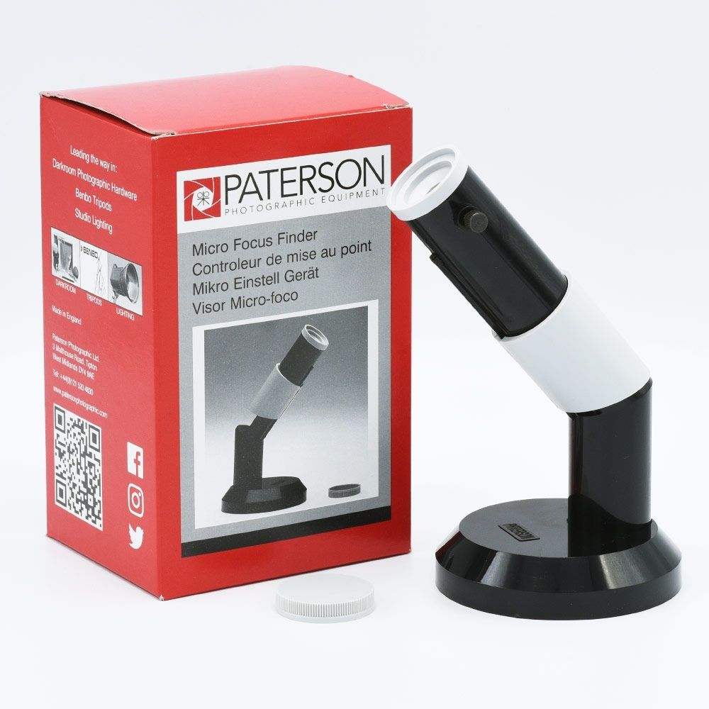 Paterson Micro Focus Finder
