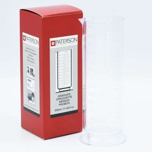 Paterson Graduated Cylinder - 300ml