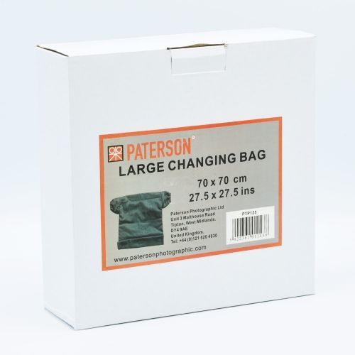 Paterson Changing Bag - 70x70 cm