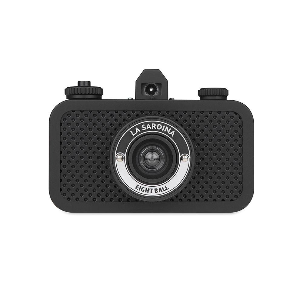 Lomography La Sardina Camera - 8Ball