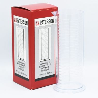 Paterson Maatcilinder - 1200ml