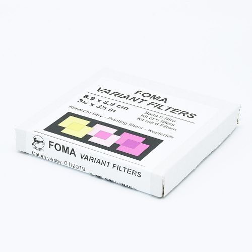 Foma Variant Multigrade Filters - 8,9 cm x 8,9cm