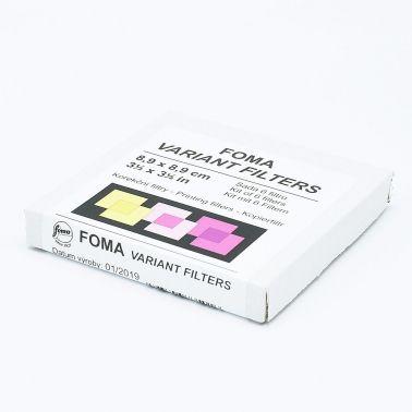 Foma Variant Filtres Multigrade - 8,9 cm x 8,9 cm