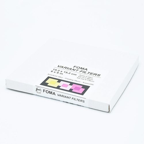 Foma Variant Filtres Multigrade - 15,2 cm x 15,2 cm