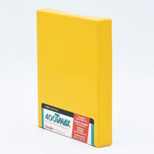 Kodak T-MAX 400 4x5 INCH / 10 sheets