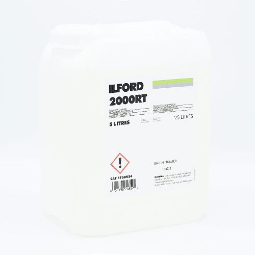 Ilford 2000RT Fixer - 5L