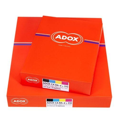 Fujifilm 30,5x40,6 cm - GLOSSY - 50 SHEETS - Adox CA RA-4 (Fujicolor Crystal Archive)
