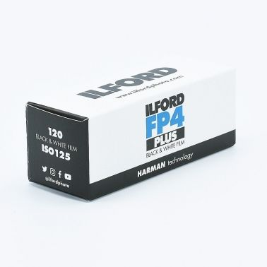 Ilford FP4 Plus 120