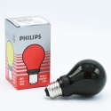 Philips Yellow-Green Darkroom Light Bulb 240V 15W