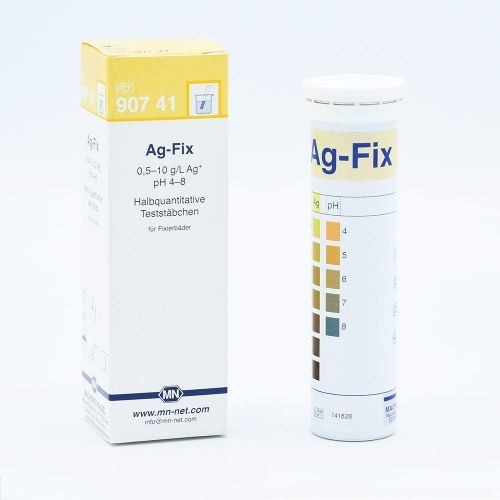 Macherey-Nail Ag-Fix Bandelettes de Test / 100 bandelettes
