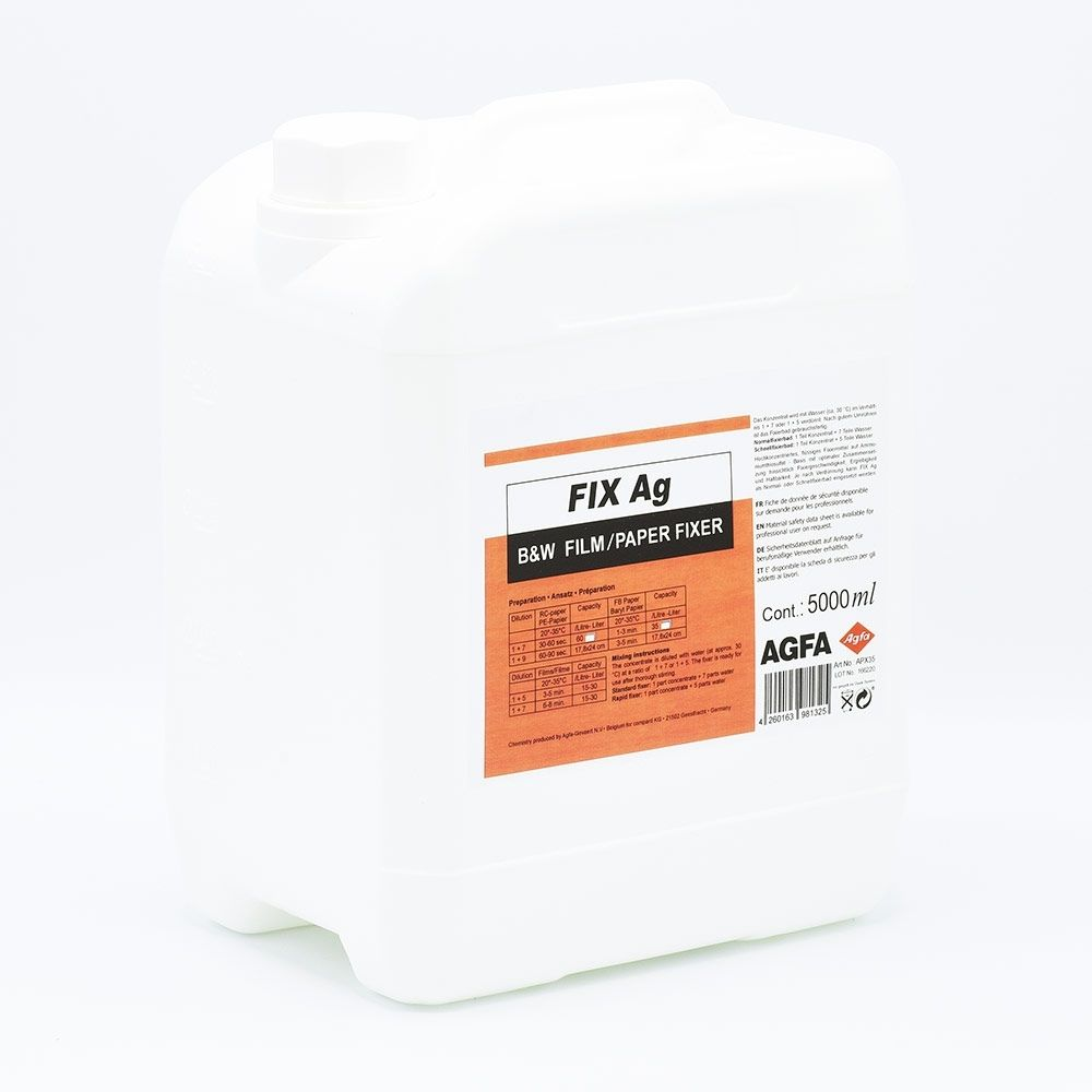 Compard Fix Ag Fixeer (Agfa Agefix) - 5L