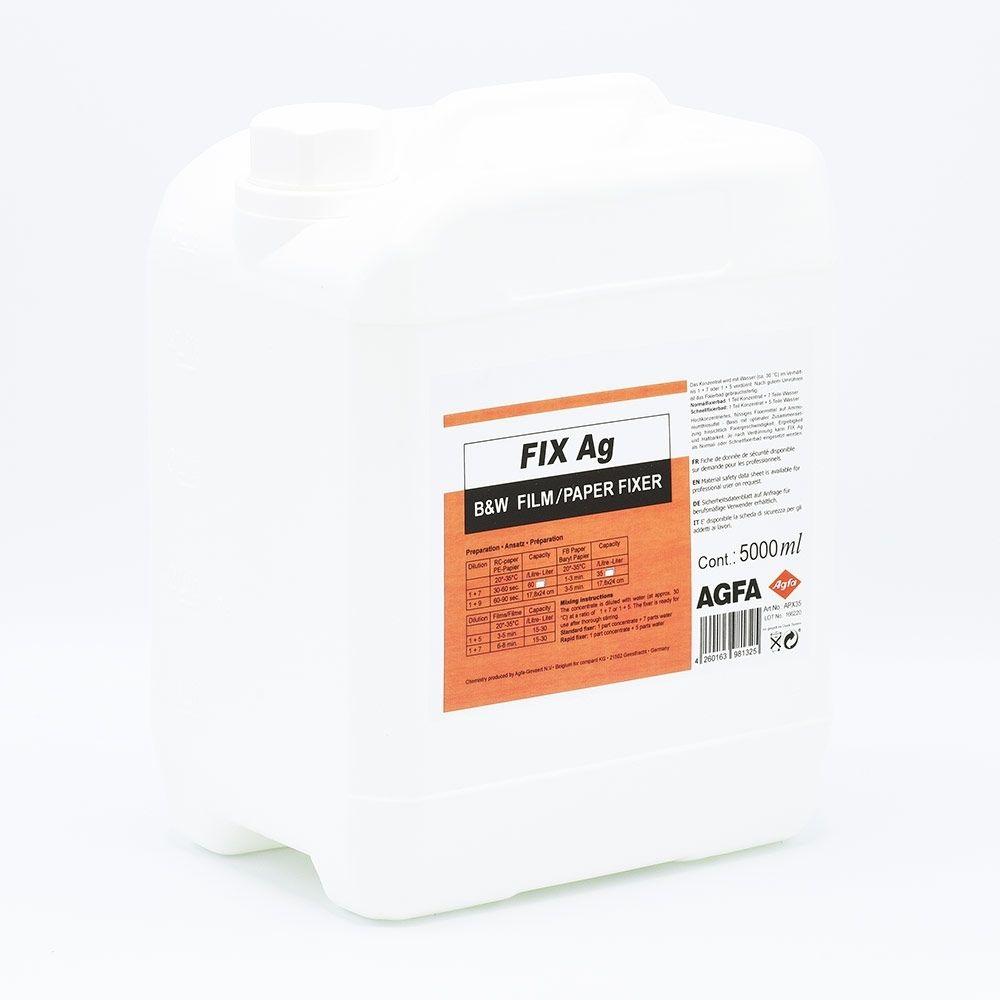 Compard Fix Ag Fixer (Agfa Agefix) - 5L